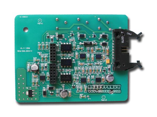 m8000变频执行器电路板