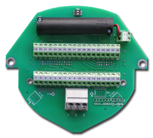 m8000变频电动执行机构端子板(接线板)